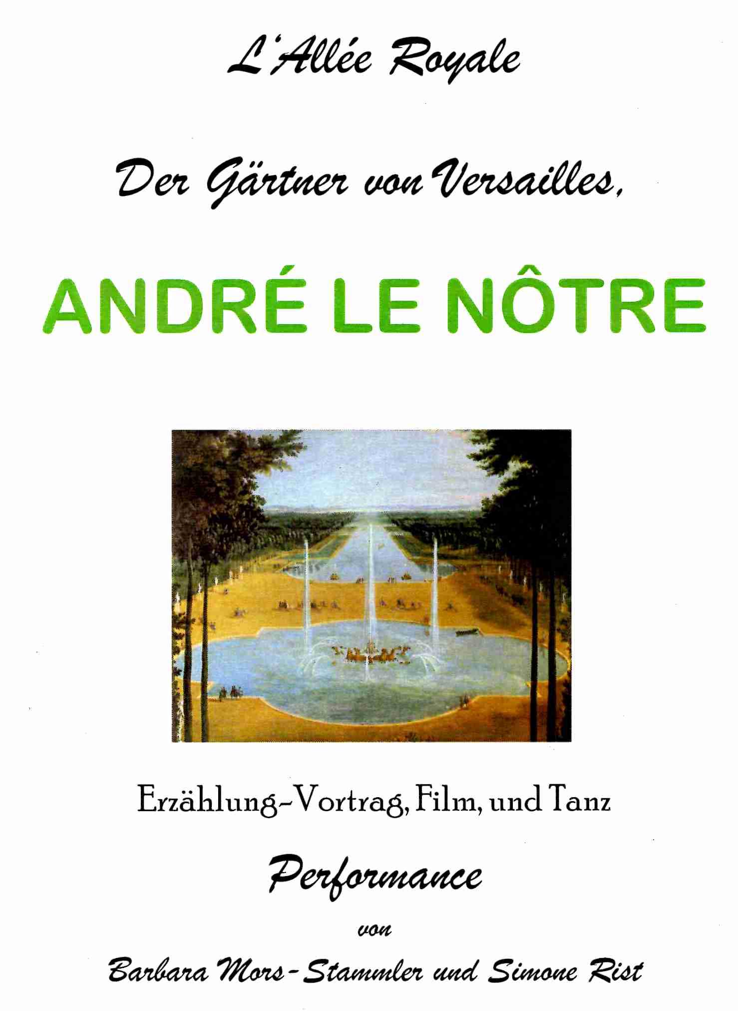 Der Gärtner Von Versailles